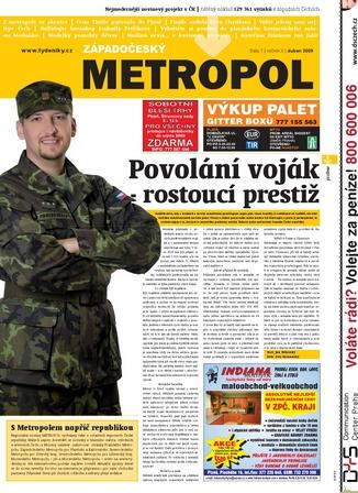 Západočeský Metropol 2009 č. 7