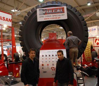 Tires, Pneu veletrh v Essenu v Německu