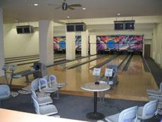 Bowlingové a relaxační centrum Na Ovčíně v Praze