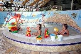 Užijte si báječný den v Aquaparku Čestlice