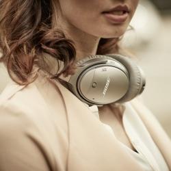 Bezdrátová sluchátka Bose QuietComfort 35 druhé generace na našem trhu