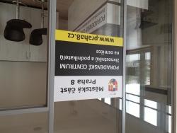 Poradenské centrum živnostníkům a podnikatelům na osmičce