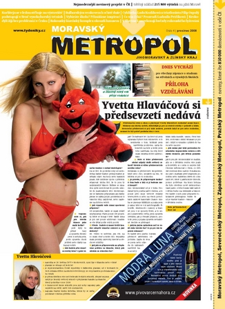 Jihomoravský Metropol 2009 č. 4