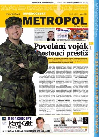 Ústecký Metropol 2009 č. 6