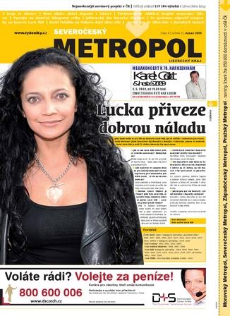 Liberecký Metropol 2009 č. 6