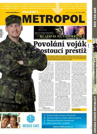 Pražský Metropol 2009 č. 4