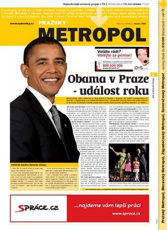 Pražský Metropol 2009 č. 3
