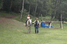 Člověk kůň a příroda - dětský tábor