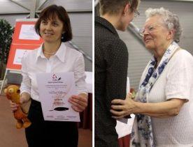 Sdružení LORM rozdalo o víkendu hluchoslepým tvůrcům Ceny Hieronyma Lorma
