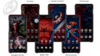 Hrdinové z komiksů Marvel na interaktivních krytech z edice Samsung Galaxy Friends