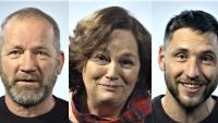 Lékaři nemocnice ve Slaném i s umělci udělali zdarma kampaň na očkování proti covidu