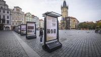 Výstava ke 400.výročí bitvy na Bílé hoře na Staroměstském náměstí